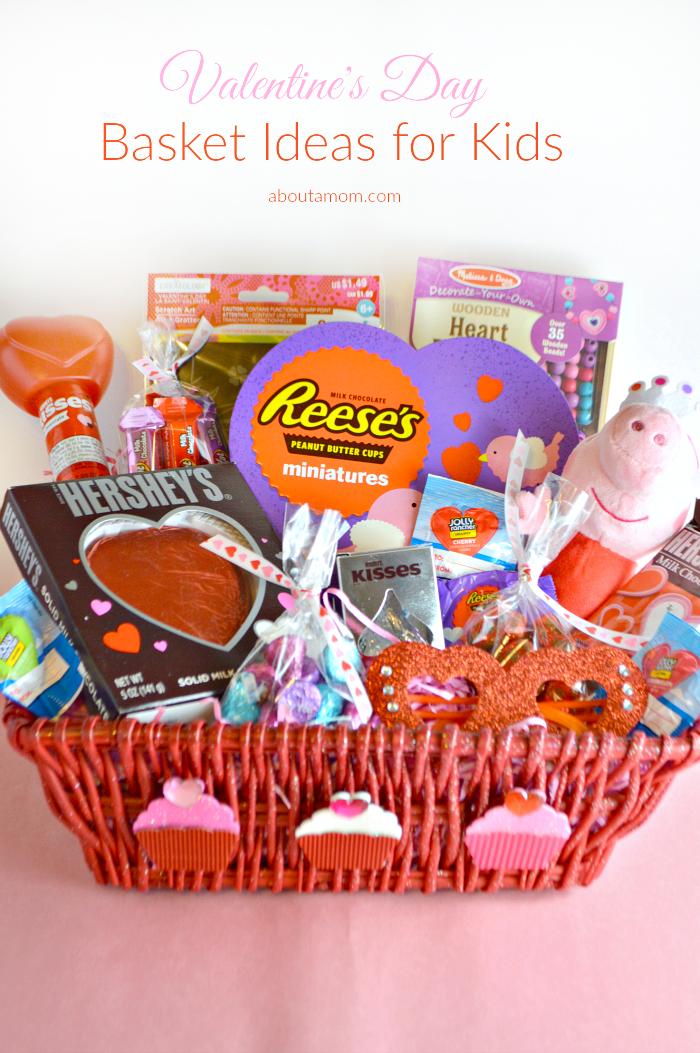 Valentine S Day Basket Ideas For Kids Pinterest Basket Ideas