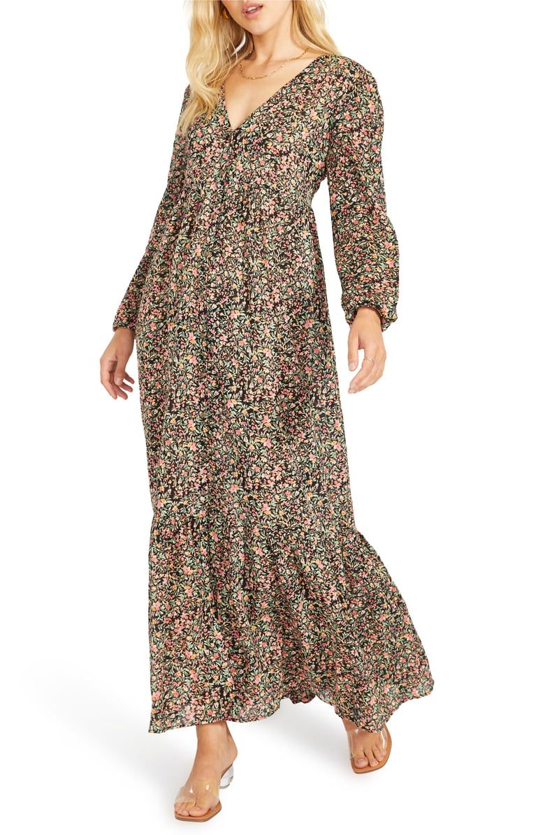 Bb Dakota Feature Length Film Floral Long Sleeve Maxi Dress Nordstrom In 2021 Long Sleeve Floral Maxi Dress Long Sleeve Maxi Dress Maxi Dress [ 1196 x 780 Pixel ]