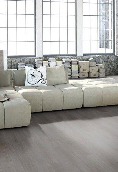 Pvc vloer met houtlook. Geschikt voor alle ruimten zoals de ...