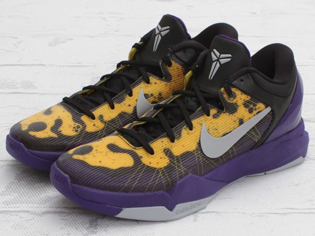 777d01be13c7 ... promo code for nike zoom kobe 7 poison dart frog lakers 4a93a 559fe