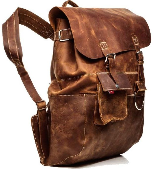 Oliberte Krabu Backpack: Old World Charm | Clothing for Travel ...