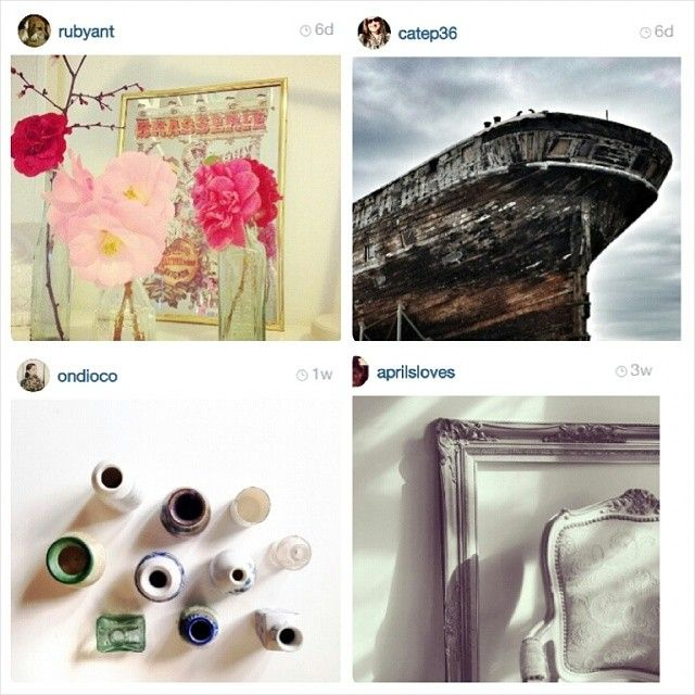 some of our fave #recycledfinds on Instagram for August - join us - more on www.recycledinteriors.org