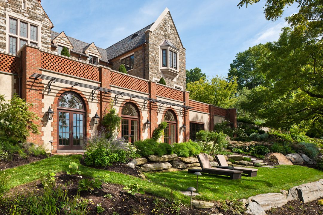 Peter Zimmerman Architects, New House, Gladwyne, PA
