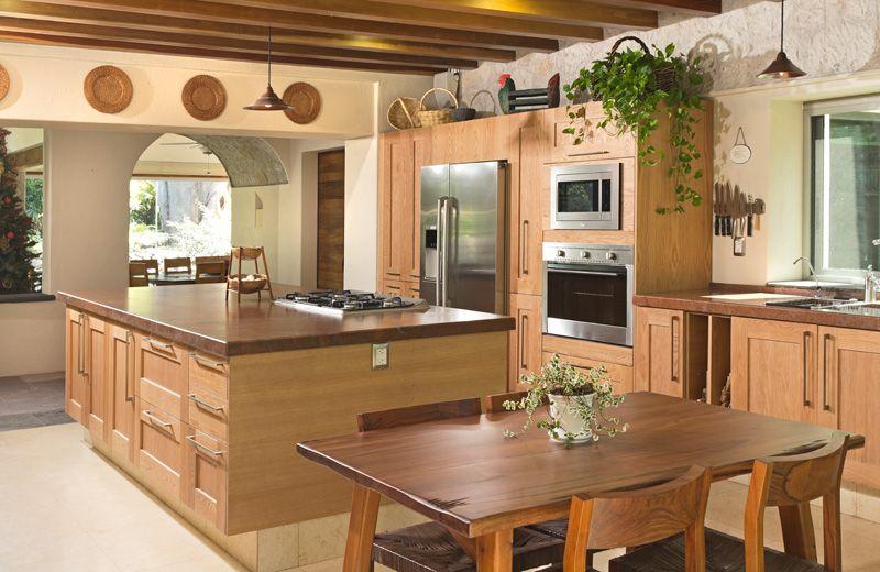 Pin de esthela gonz lez en caba as y accesorios pinterest for Cocinas integrales modernas chiquitas