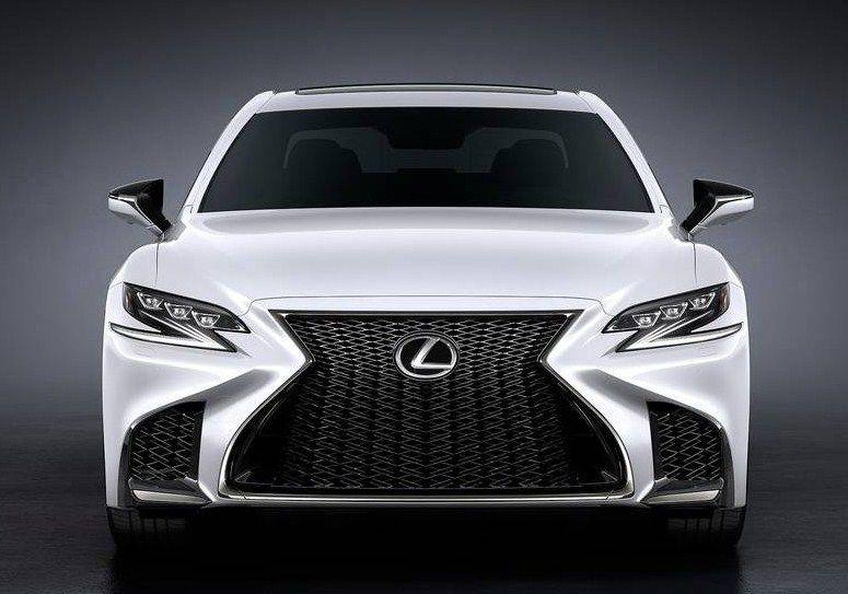 2018 Lexus Ls500 F Sport Release Date Price Specs