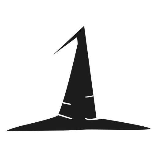 Simple Witch Hat Silhouette Ad Aff Spon Witch Hat Silhouette Simple Witch Hat Witch Designs To Draw
