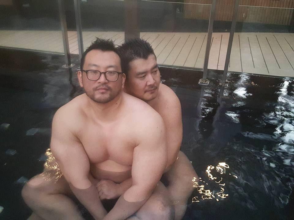 naked gay black ebony men