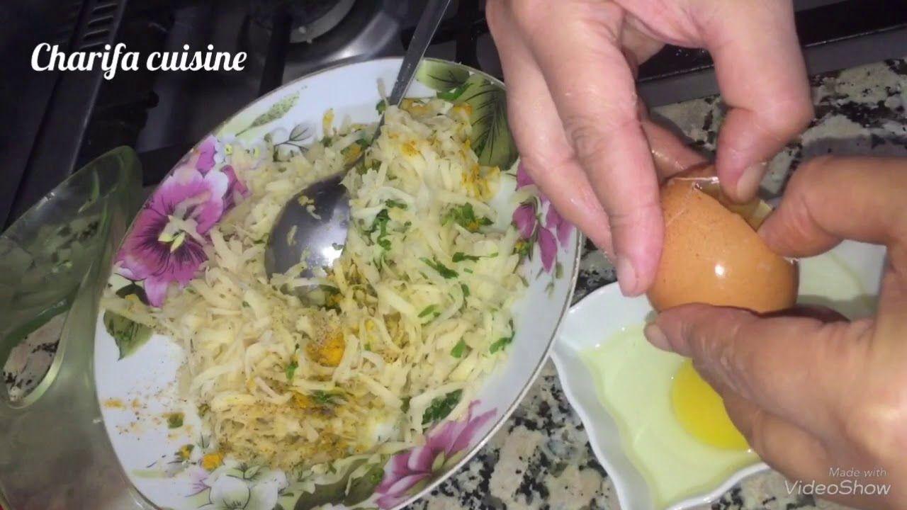 عندي لك وجبة عشاء سهلة ولذيذة بمكونين فقط وكاتوجد في دقائق Youtube Food Vegetables Cabbage