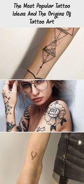 Photo of Les idées de tatouage les plus populaires et les origines de l'art du tatouage – Body Art Tattoo – …