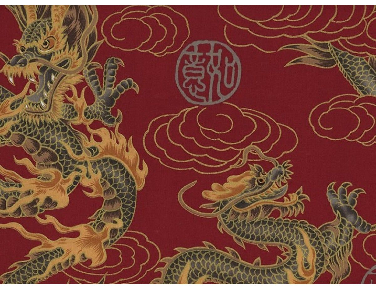 Gold Dragons Print Red /& Gold Asian Decor Red Chinoiserie Art Chinese Photography Asian Dragons Architecture Asian Art Boho Wall Decor