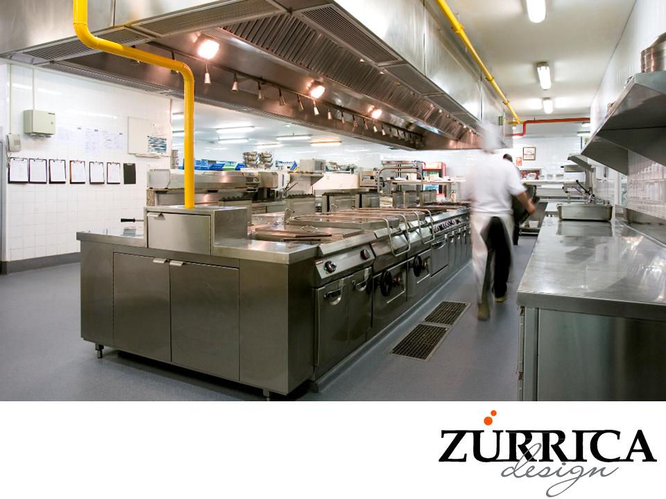 Las mejores cocinas industriales el correcto for Cocinas y equipos