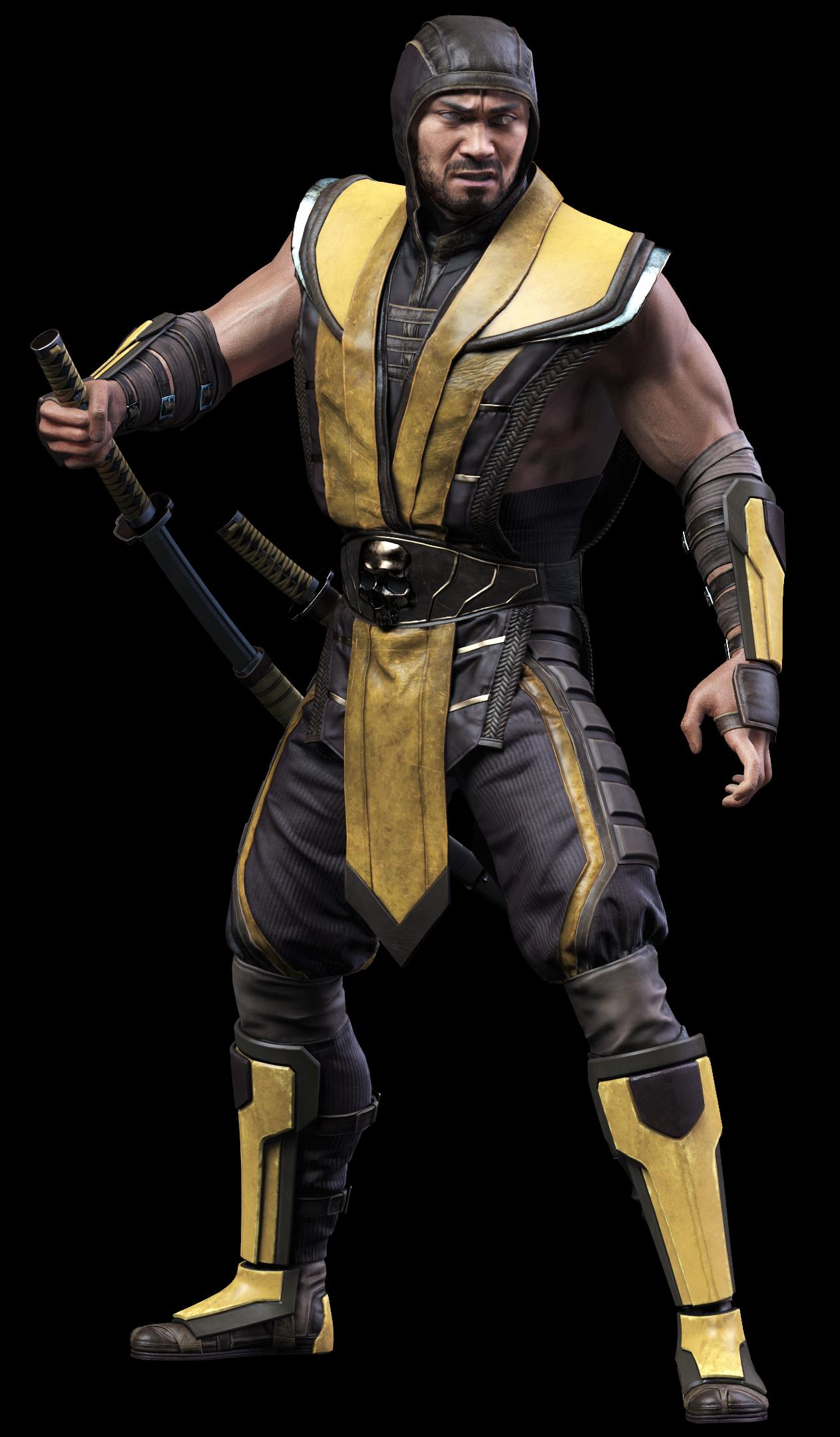 Scorpion By Vindicutie On Deviantart Mortal Kombat Characters Scorpion Mortal Kombat Mortal Kombat Art