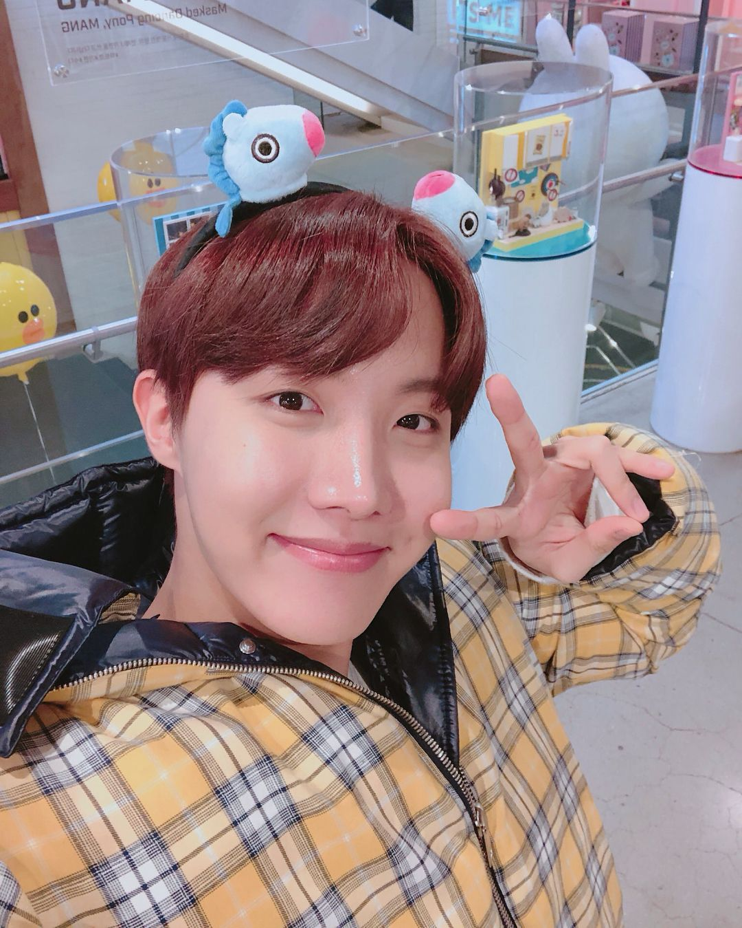 "BTS JHOPE 제이홉 on Instagram: ""mang_mang"