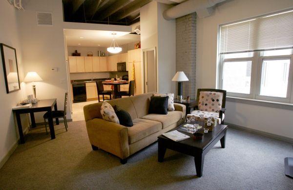 Amazing Efficiency Apartment Decorating F00loftbjpg Apartment