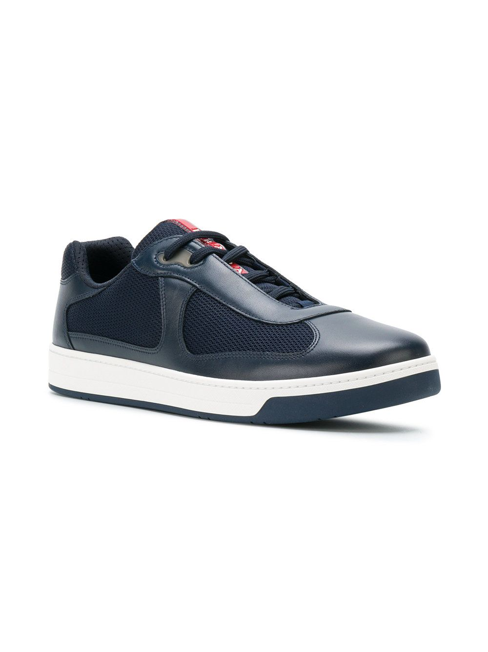 achats Excellente En Ligne Pradalace-up sneakers Footlocker Vente En Ligne Finishline xnqbZ