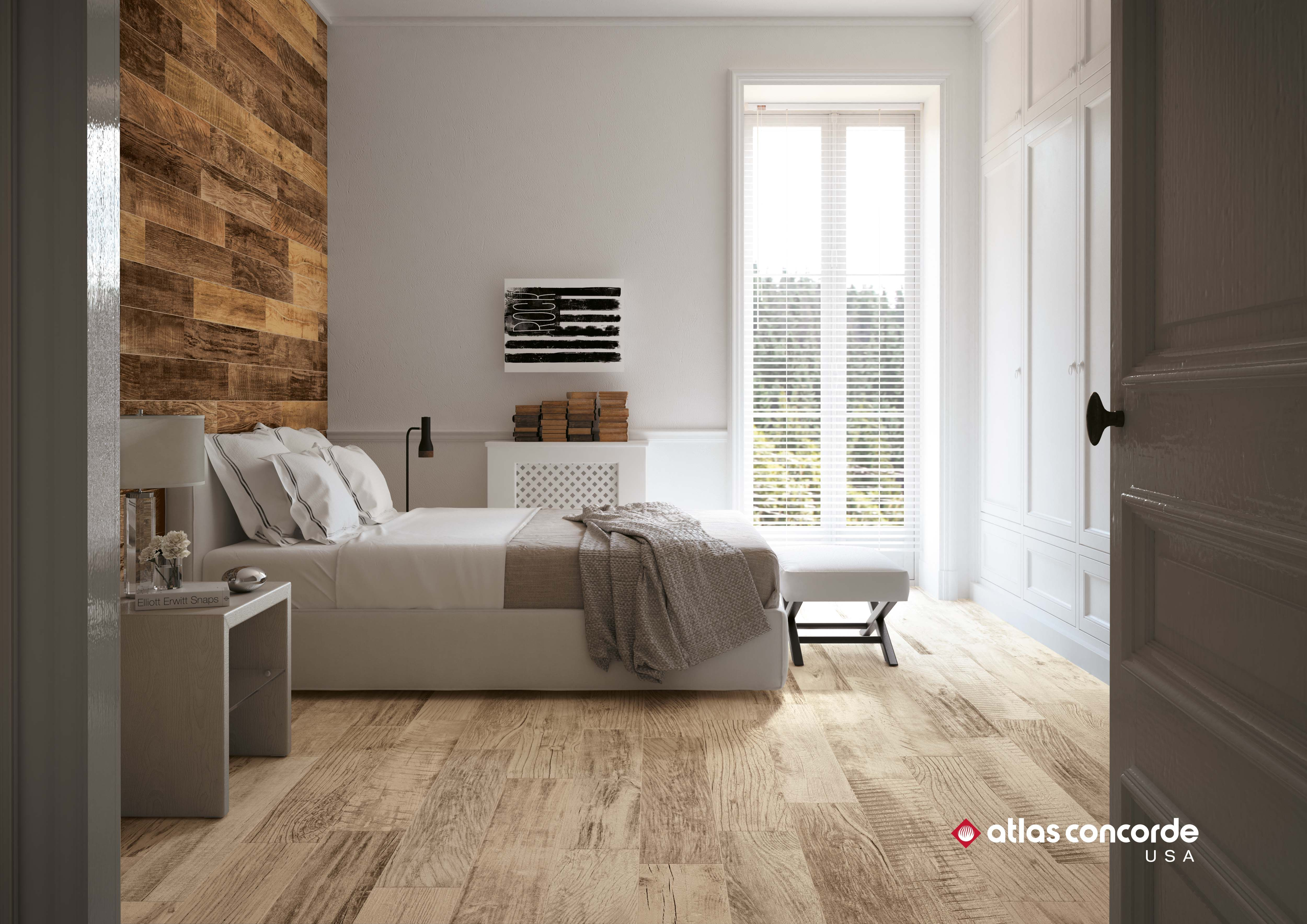 Redeem Bedroom Inspirations Living Spaces Wood Look Tile