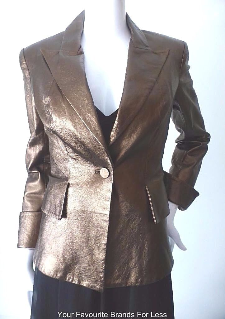 AURELIO COSTARELLA Women's Jacket NEW Size 1 AU 6 8 US 2