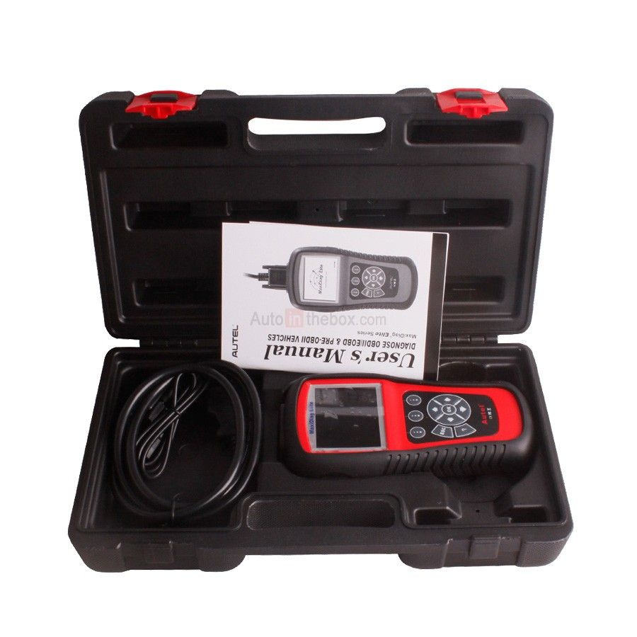 Autel Maxidiag Elite MD704 With DS Model for 4 System