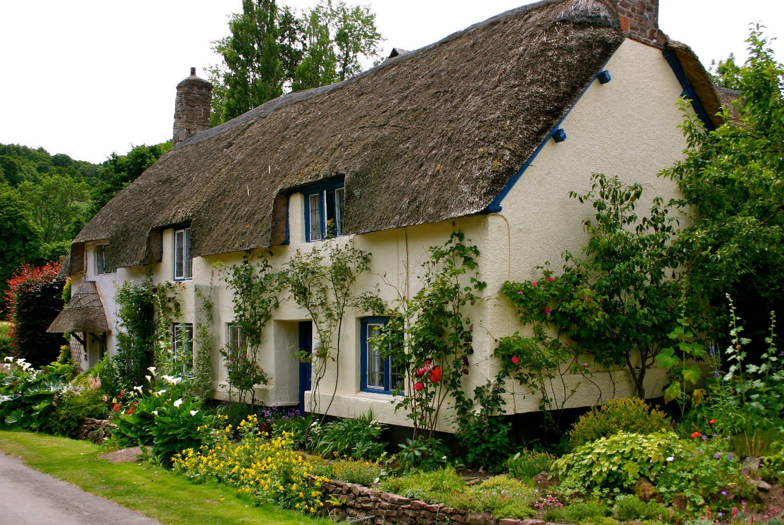 Old english cottage floor plans home designs wallpaper for Old english cottage house plans