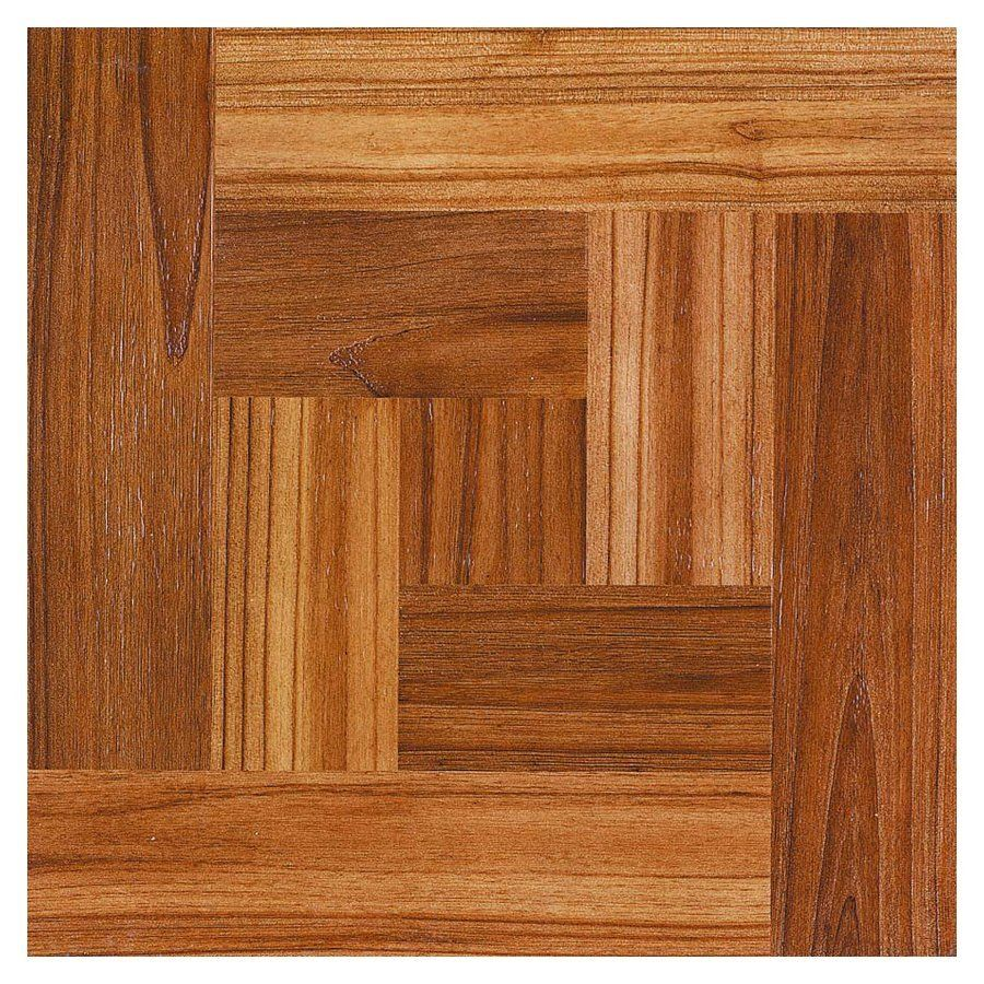 Kitchen floor style selections 12 in x 12 in chalet wood parquet shop style selections x chalet wood parquet finish vinyl tile at lowes canada find our selection of vinyl flooring at the lowest price guaranteed with doublecrazyfo Image collections