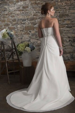 Callista 4224 Plus Size Wedding Dress