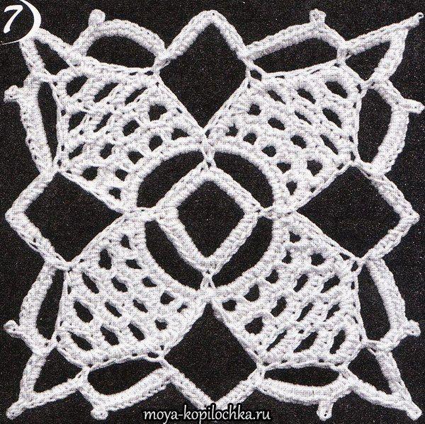 Delicadezas en crochet Gabriela: Patrones de encajes | CROCHET ...