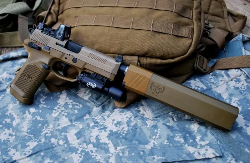 Pin On Fnp 45 Tactical Mods