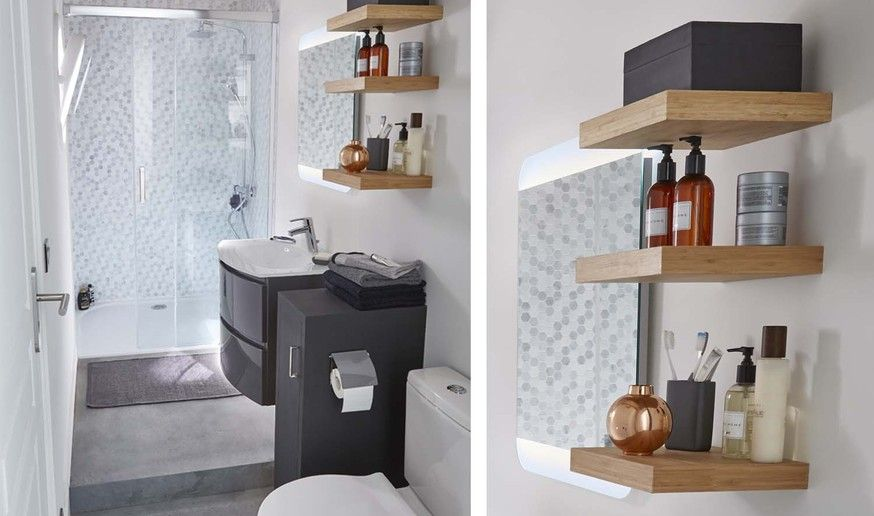 Am nager une salle de bains couloir mode d emploi salle - Comment amenager une salle de bain ...