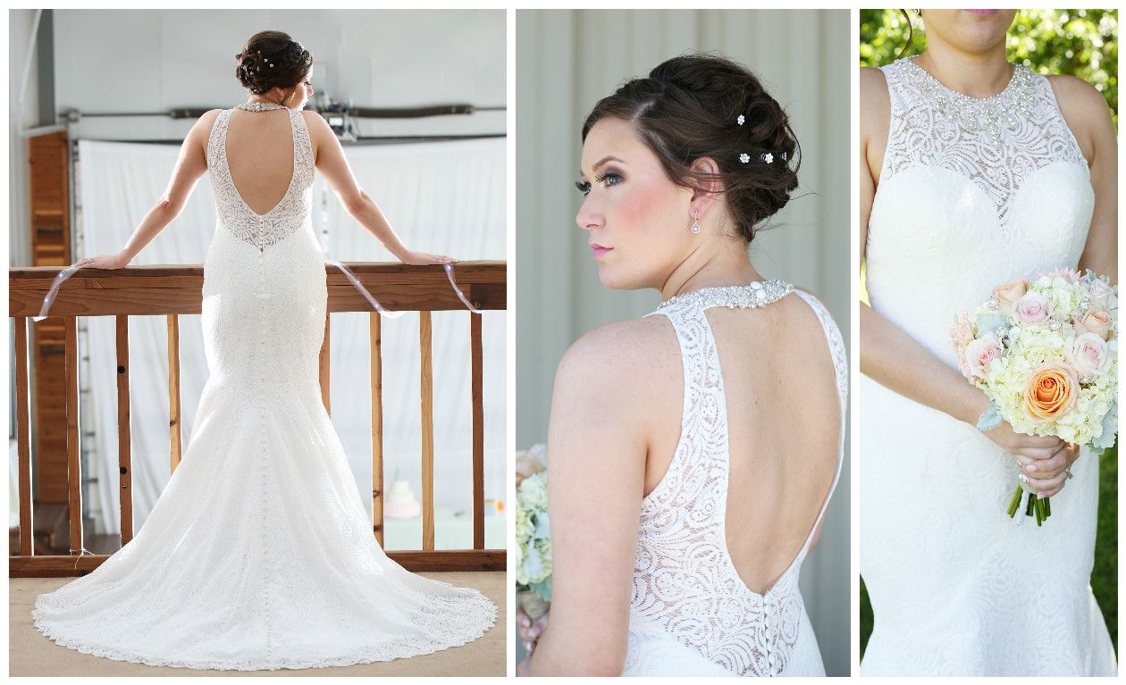 Kara is gorgeous in Allure! Photos by Molly Newell Photography!