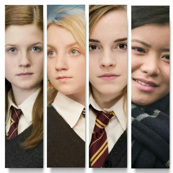 CHO CHANG AND LUNA LOVEGOOD by PerfectBabyV on DeviantArt  |Luna Lovegood And Cho Chang