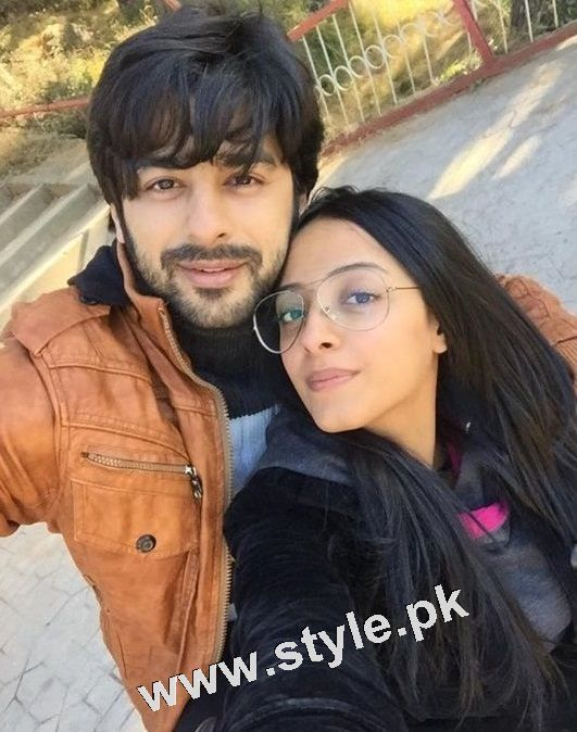 After dating Humayun Ashraf Sanam Chaudhry is dating Furqan Qureshi