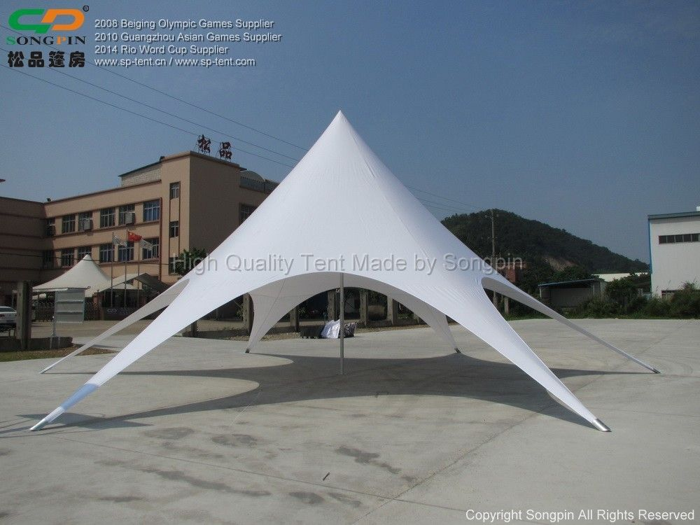 Versatile Canopy Dome Tent / Star Shape Tent / Shade Star Tent For Advertising Photo & Versatile Canopy Dome Tent / Star Shape Tent / Shade Star Tent For ...