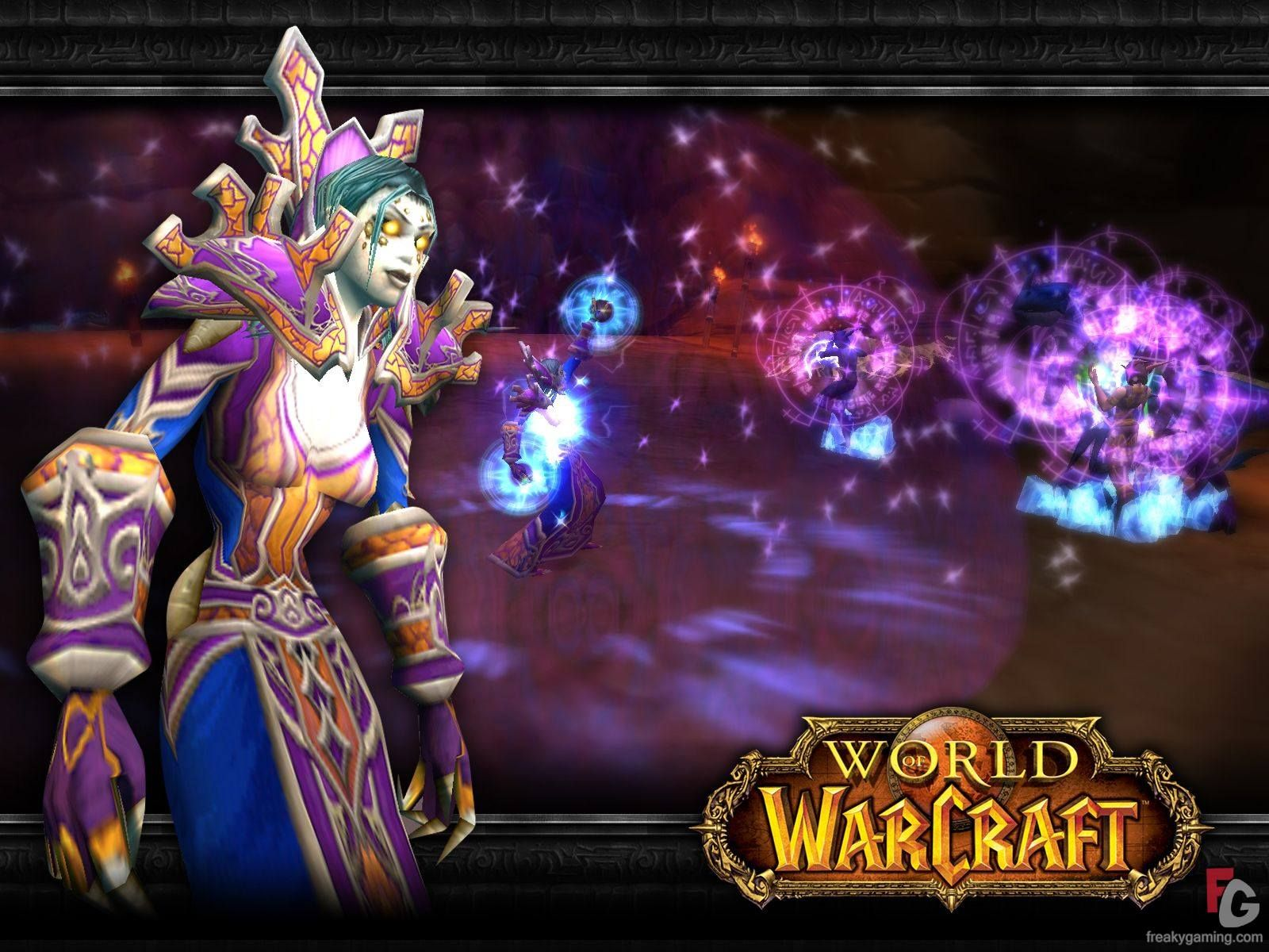 World Of Warcraft Mage Wallpapers World Of Warcraft Warcraft Wallpaper