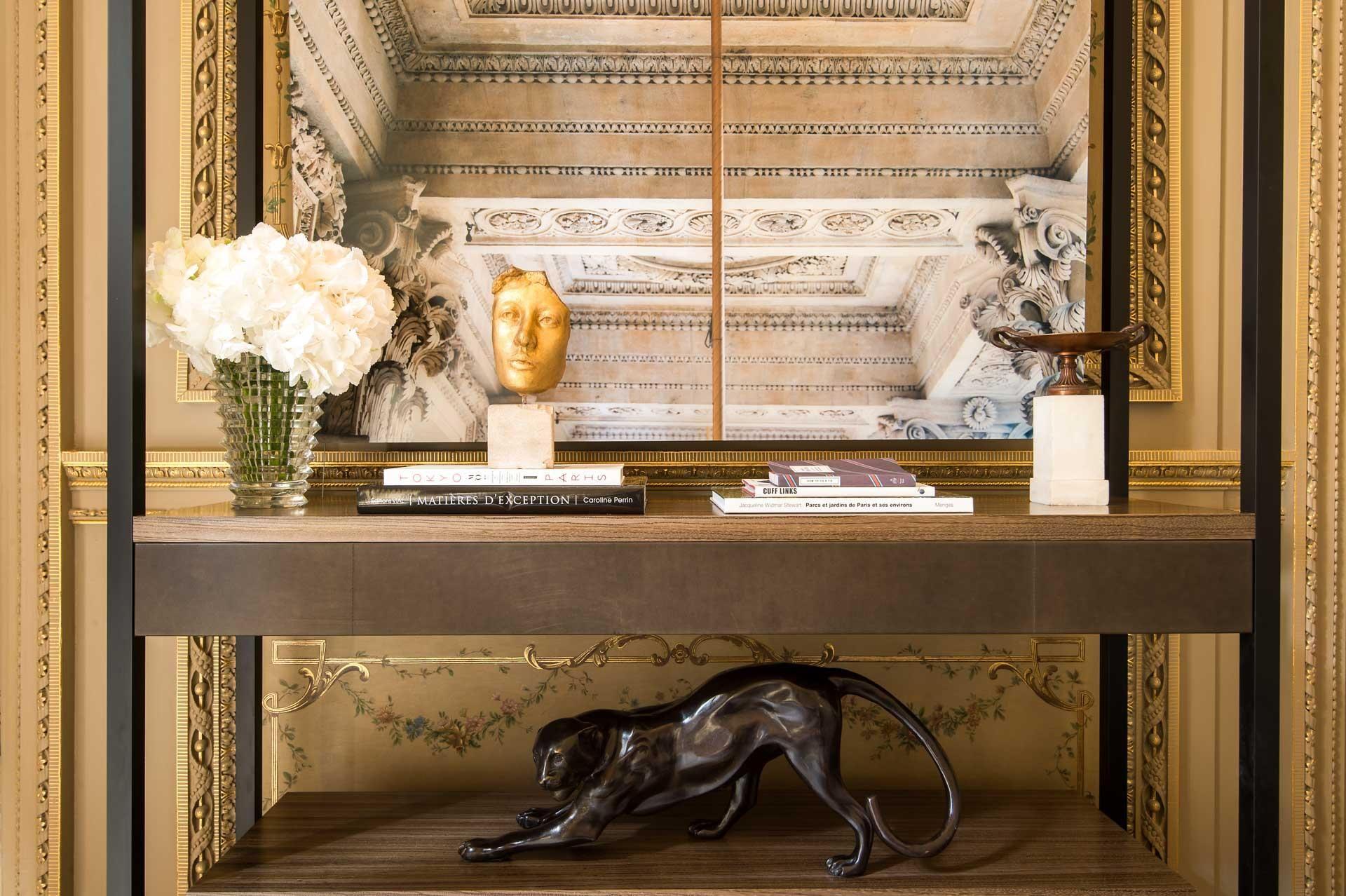 En Images Visitez Le Crillon Enti Rement R Nov Apr S 4 Ans De  # Muebles Siza De Concordia