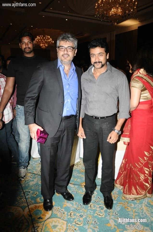 ajith and Suriya