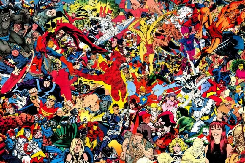 Download New Marvel Background for Android Phone Today