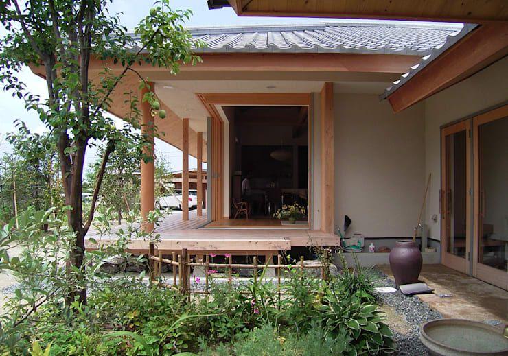 こんな縁側がほしい 素敵な縁側のある家25軒 縁側のある家 縁側