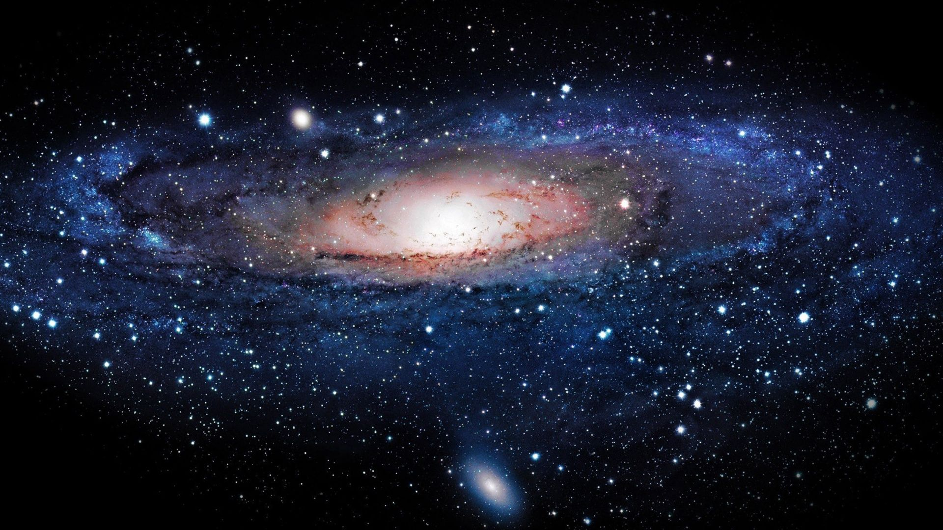 Galaxy Computer Wallpaper HD 1080p HD Desktop Wallpapers