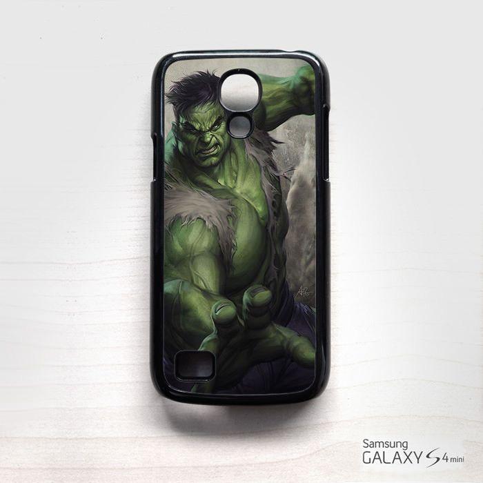 Hulk Green Avenger for Samsung Galaxy Mini S3/S4/S5 phonecases