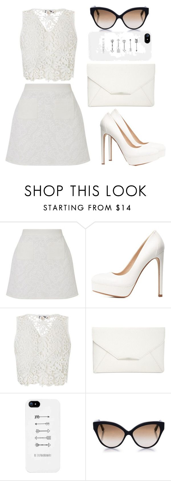"""Untitled #419"" by scarlet-fltcher ❤ liked on Polyvore featuring Lipsy, Charlotte Russe, Style & Co. and Cutler and Gross"