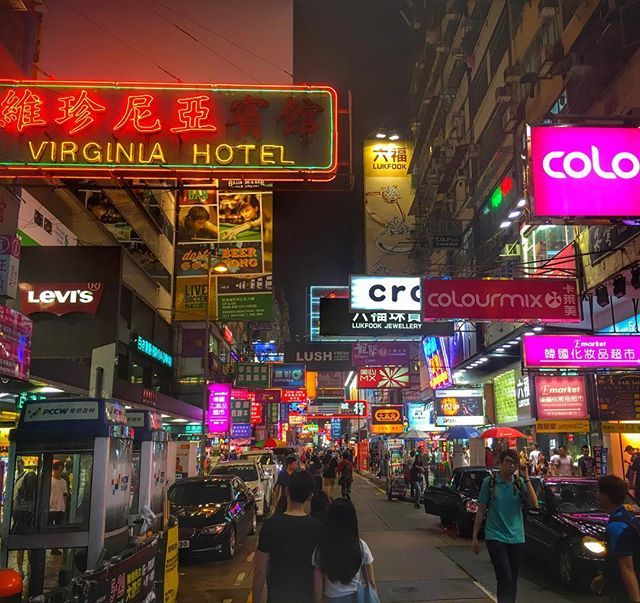 Night of Mong Kok  #hk #hkig # #香港 #travel  #travelhk #travelideas #traveltips #traveller #local #localhk #follow #followme  #discoverhongkong #hongkong  #hkstyle #travelgram #travellingram #locallife #hkblogger #blogger #travelblogger #traveltheworld #explore #discover #colour #crowd #signboard