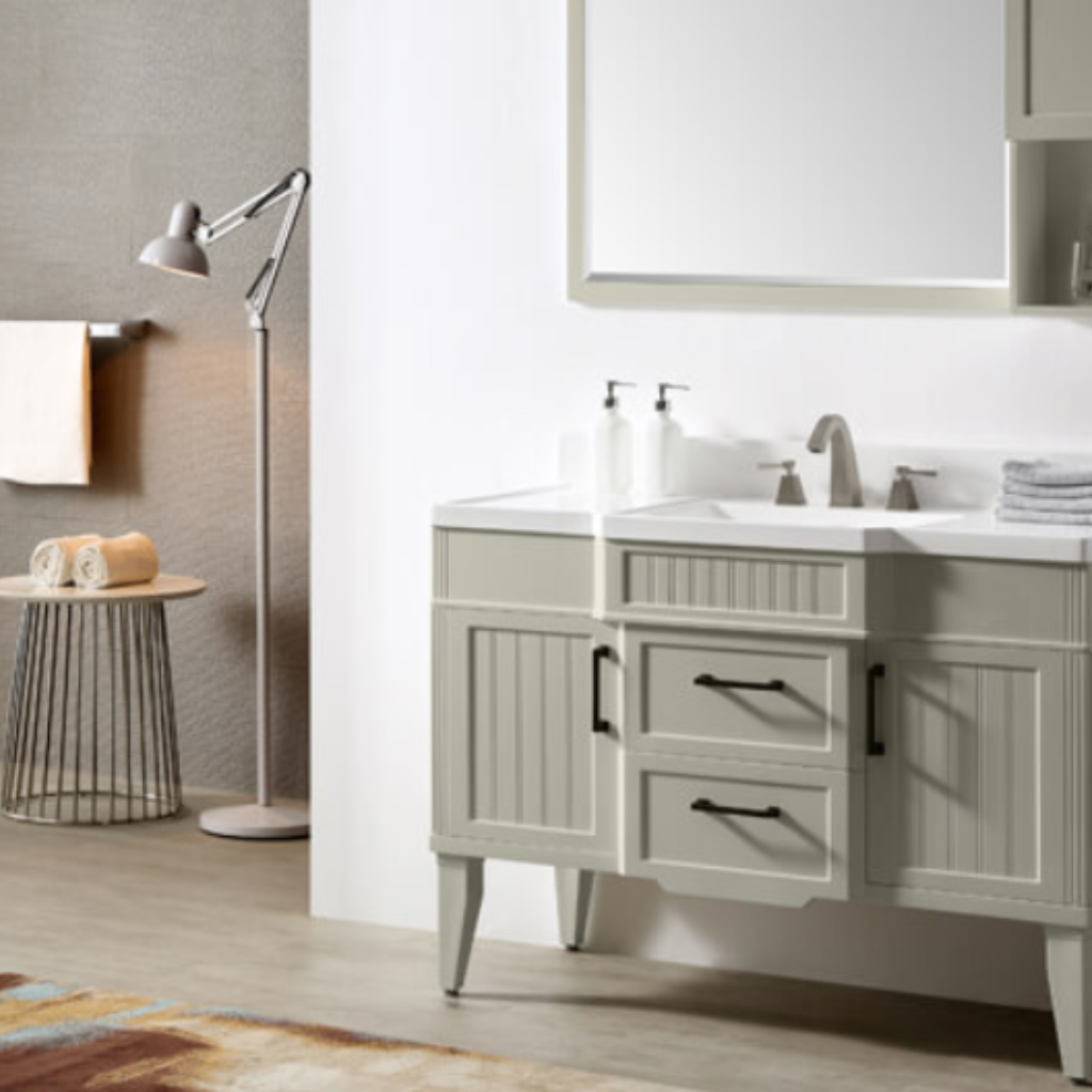 Dowell Kitchen And Bath Provides High Quality Bathroom Vanities At Affordable Prices We Carry A Vast Sele In 2020 Bathroom Vanity Bathroom Vanity Tops Bathroom Design