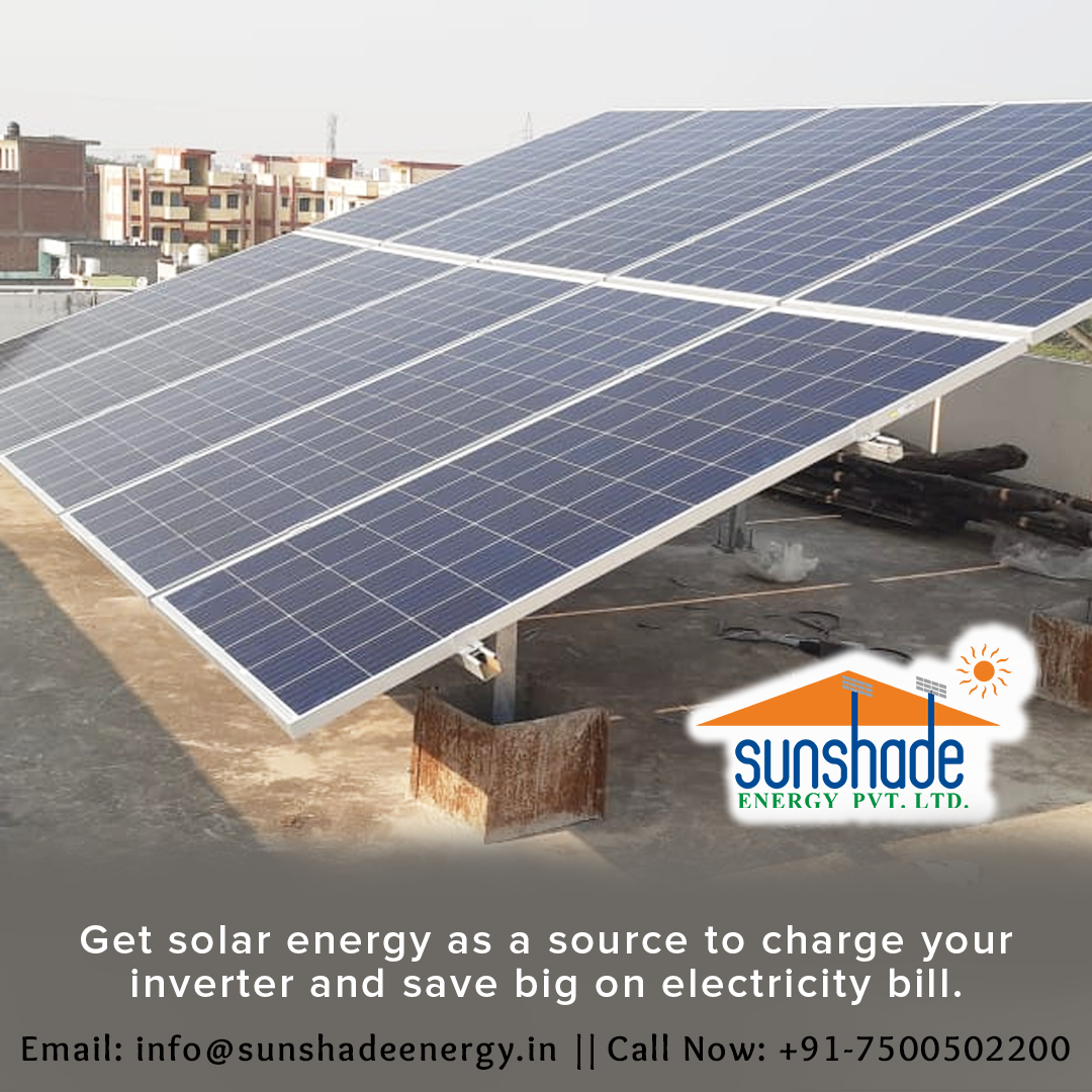 Get The Best Solar Energy As A Source To Charge Your Inverter The Solar System For The Electricity Inverter System Is The Be In 2020 With Images Solar Energy Solar Solar Inverter