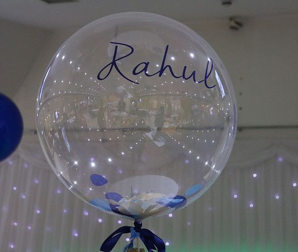 Personalised Balloons Ideal For Gifts Weddings Parties Corporationore Middle And London Based
