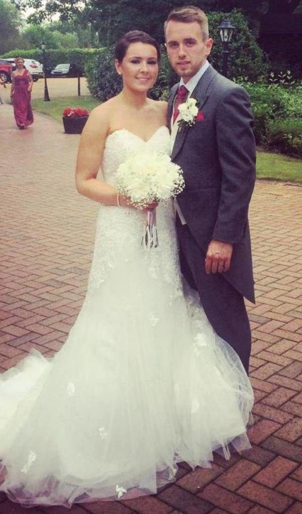 Engaged Couple Decide To Lose Weight For Their Wedding Day…So ...