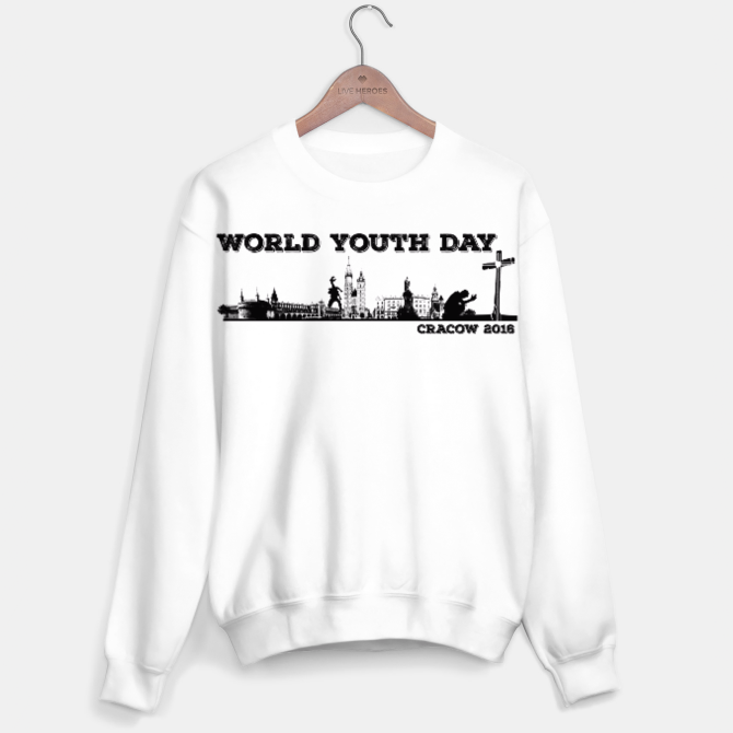 World Youth Day Cracow 2016 Sweater