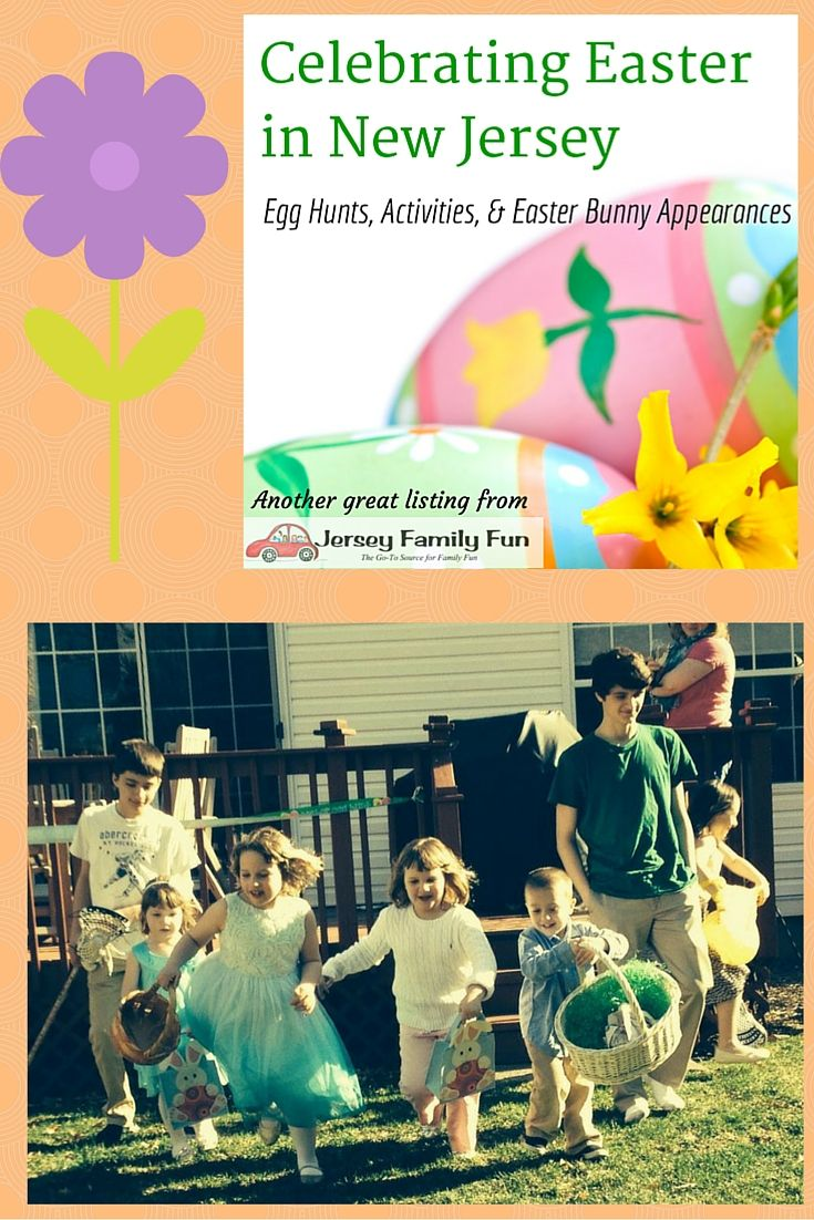 Click Here For The Best Easter Events In New Jersey Egg Hunts Bunny Sightings Breakfasts And More From Family Fun