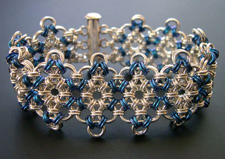 How to Make Chain Maille Jewelry | eHow.com