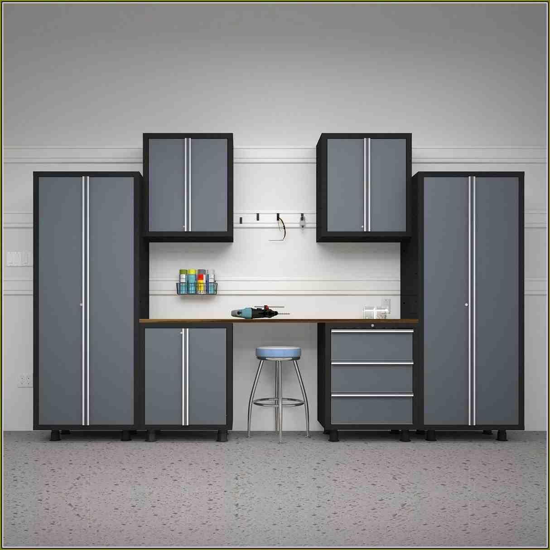 Elegant Husky Garage Storage Cabinets
