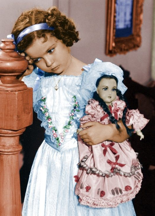 1939 Shirley Temple in The Little Princess